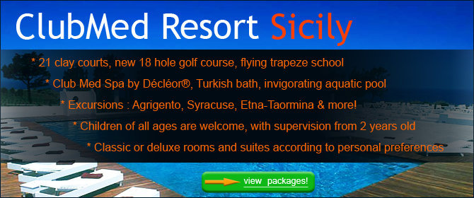 All Inclusive Travel Packages To Sicily