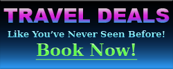 Choose from hot travel deals!